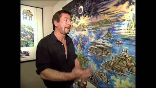 Clive Barker interview