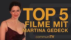 TOP 5: Martina Gedeck Filme