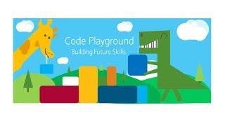 Code Playground Live: Building Future Skills