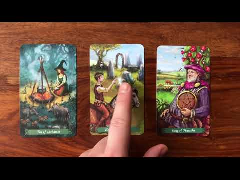 Daily Tarot Reading for 21 April 2018 | Gregory Scott Tarot