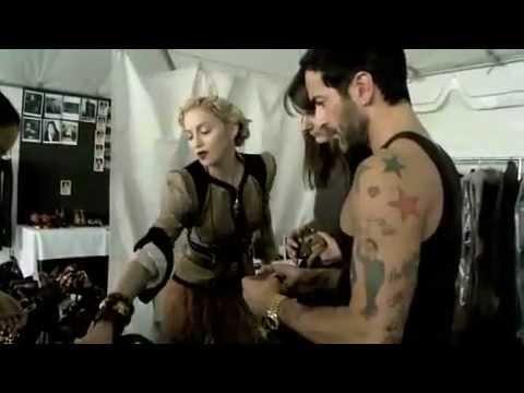 Marc Jacobs & Madonna Louis Vuitton Creative Campaign