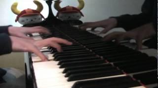 楽譜はヤマハの「月刊ピアノ2012年3月号」のものを使いました。いきも...