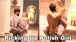 Picking Up Polish Girl || Flirting With Foreigner In India || PEN15