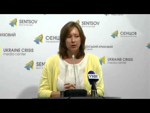 Procedures for entry and exit from the temporarily occupied territory of Crimea. UCMC-24-09-2015