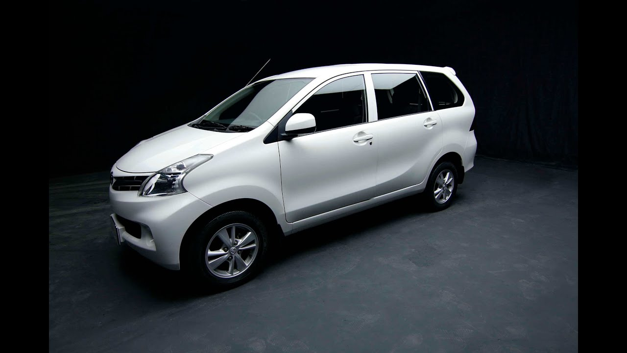 2013 Toyota Avanza 15 G A T YouTube