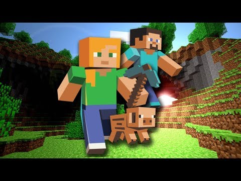 Cameroon Plays Minecraft With GeoEX Until Things Go Awry...