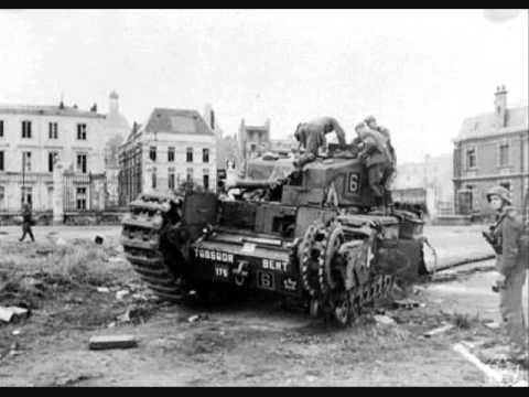 Juno Beach Canadians WW2