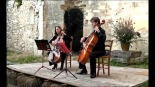 Duo Tutticelli: Joseph Bodin de Boismortier - Sonate II op.66   Gaiment