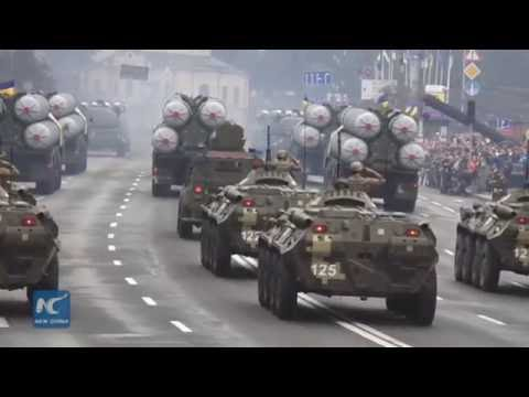 Ukrainian Independence Day military parade from YouTube · Duration:  7 minutes 1 seconds