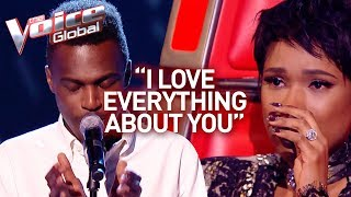 The Voice winner brings Jennifer Hudson to tears