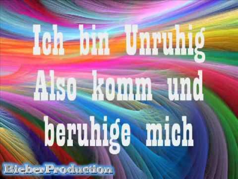 Justin Bieber   Baby Deutsche Übersetzung Lyrics Acoustic