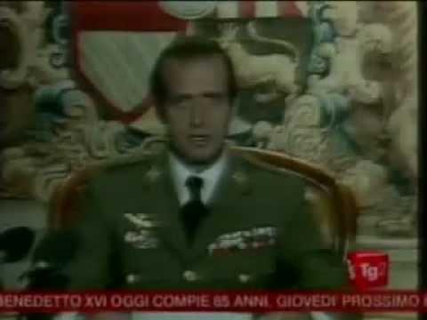 Re Juan Carlos di Spagna