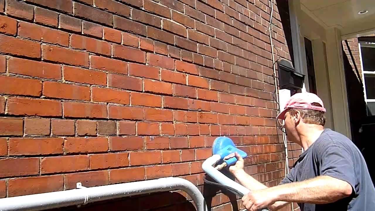 Brick Wash With Reclaim 416 540 6688 Youtube