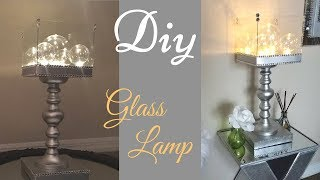 Diy Unique Glass Lighting Simple and Inexpensive Home Decorating Idea