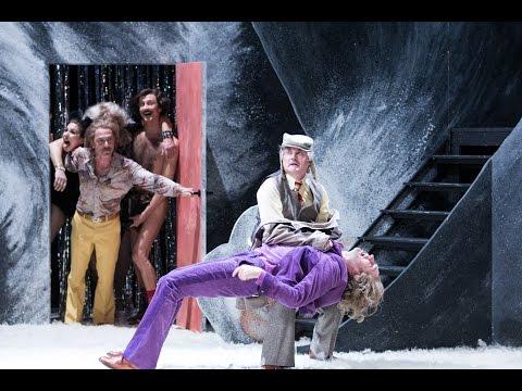 Theater Münster: FLOH IM OHR, Komödie von Georges Feydeau