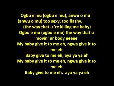 Kcee ft. Flavour - Give It To Me [Lyrics]