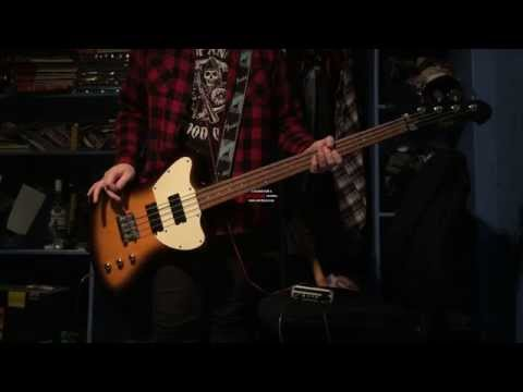 Green Day - Homecoming Bass Cover