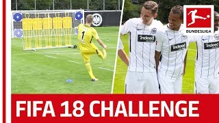 Frankfurt: Six Nations, One Team - EA Sports FIFA 18 Bundesliga Free Kick Challenge thumbnail