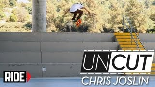 Chris Joslin Backside 360 Kickflip Rincon - UNCUT