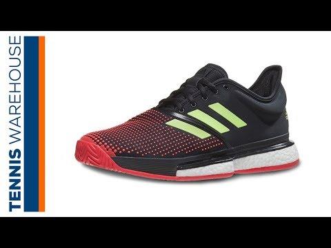 Adidas SoleCourt Boost Men's Tennis Shoe Review