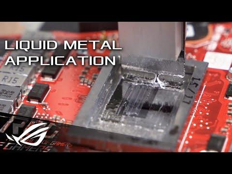 Liquid Metal Technology   ROG