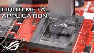 Liquid Metal Technology | ROG