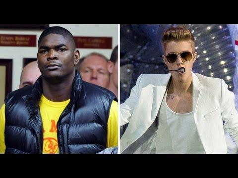 Max & Marcellus: Keyshawn Johnson vs Justin Bieber 5/28/13