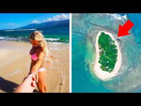 OUR OWN PRIVATE ISLAND | Cruise Vlog Day 3
