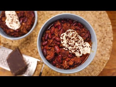 Clodagh McKenna's Chocolate Beef Chili