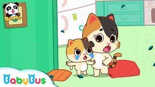 じしんにそなえよう| 子ども向け安全教室 | 赤ちゃんが喜ぶアニメ | 動画 | BabyBus