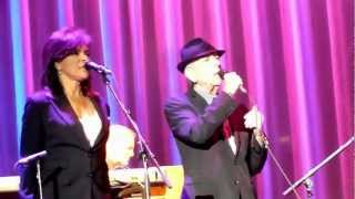 Скачать Leonard Cohen Dance Me To The End Of Love Wembley Arena London 08092012