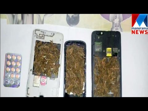 Ganja Transported In Mobile Phones, Three Students Arrested | Manorama News