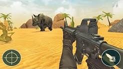 Safari Hunt 2018 (by Timuz Games) Android Gameplay [HD]