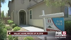 Home prices rise throughout Las Vegas