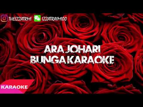 (KARAOKE)Ara Johari AF2016 - Bunga