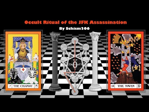 THC JFK 3.0 - JFK, Christ, Hiram Abiff Death & Resurrection