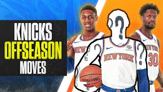Knicks OFFSEASON Moves to crush the Nets and Bucks!!