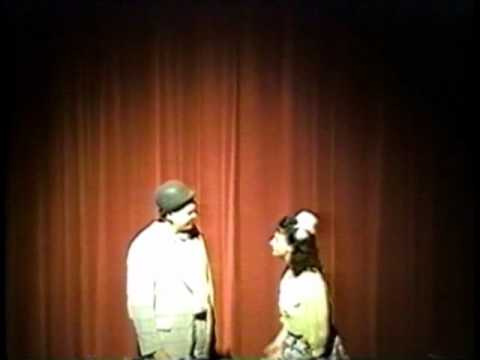 The Music Man - Waconia Theatre 110 (1996) Clip 1