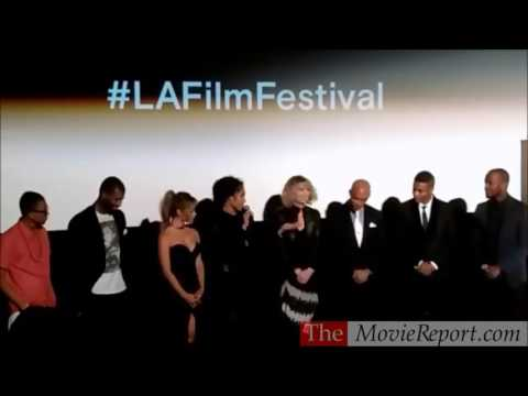 DESTINED cast & crew Q&A at Los Angeles Film Festival 2016