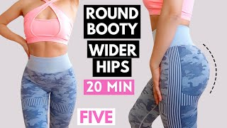 Booty Building Vol. 4  workout video