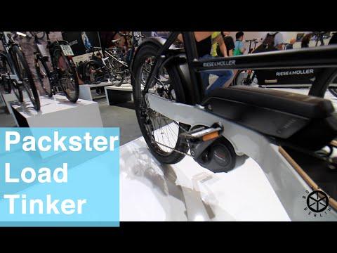 eurobike 2016 riese und m ller news cargo bike. Black Bedroom Furniture Sets. Home Design Ideas