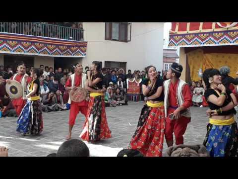 Tamang Selo DANCE , Om DIP