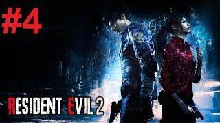 Let´s Play Resident Evil 2 (2019) #4: William Birkin