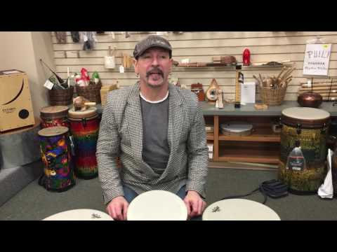 Afro-Latin Percussion Classes at Ted Brown Music (Tacoma)