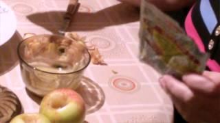 Рецепт:Как приготовить запеченные яблоки с мёдом
