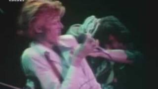 David Bowie - BBC Live - Diamond Dogs & John, I
