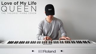Baixar Queen - Love of My Life | The Theorist Piano Cover