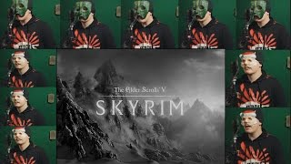 Acapella Skyrim Main Theme