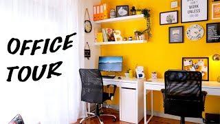 Spice Bangla Home Office Tour