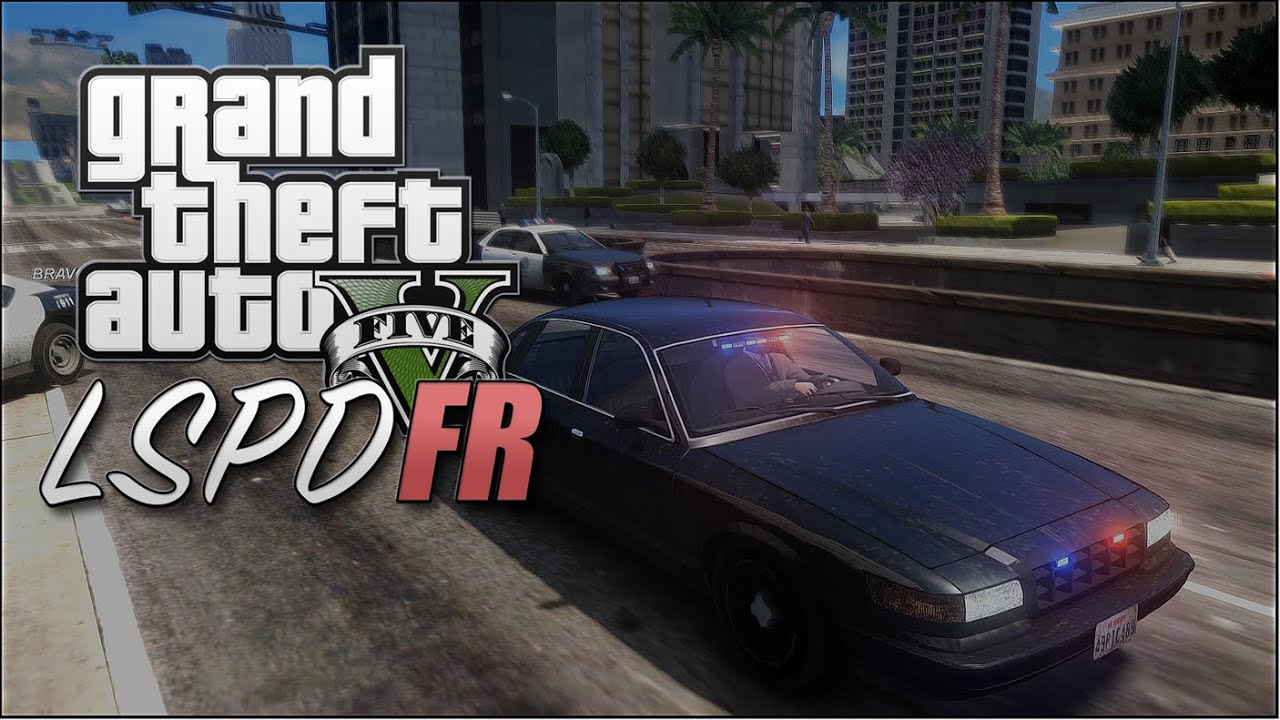"""GTA 5 PC - LSPDFR Mod - Police Patrol Undercover """"Unmarked Cruiser ..."""